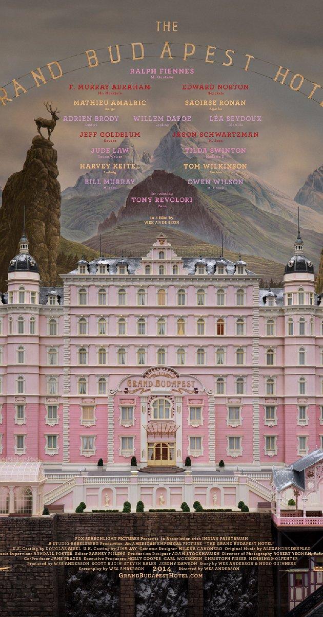 Grand Hotel Budapest Review Film